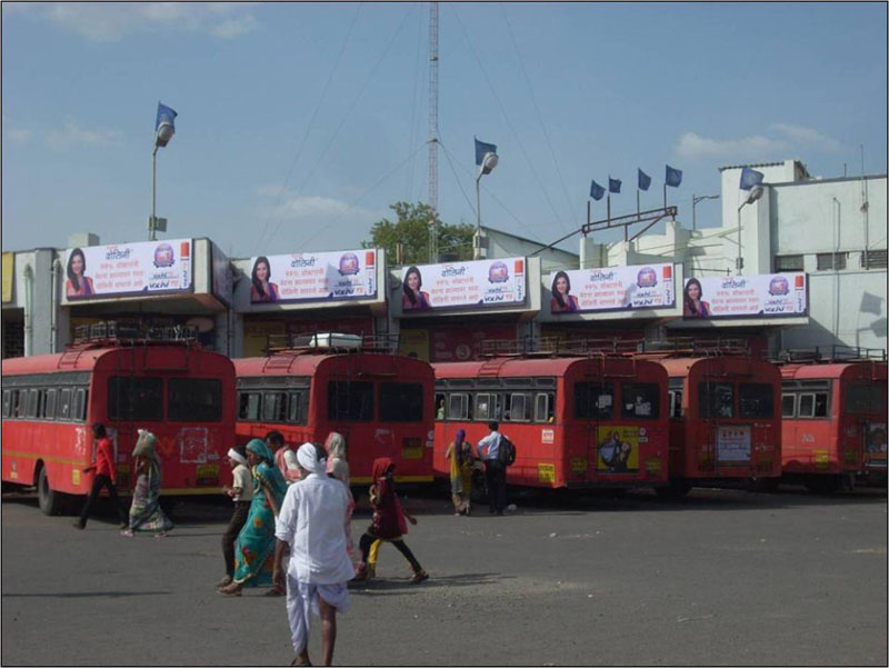 Voilini_-_MSRTC_Bus_Depot